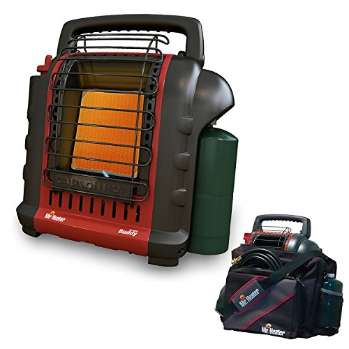 Mr. Heater F232000 MH9BX Buddy 4,000-9,000-BTU Indoor-Safe Portable Radiant Heater (1, 1 Bundle) (Buddy Heater Mh9bx compare prices)