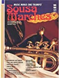 img - for Music Minus One Trumpet: Sousa Marches plus Beethoven, Berlioz, Strauss (Sheet Music & CD) book / textbook / text book