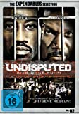 DVD Cover 'Undisputed - Sieg ohne Ruhm (The Expendables Selection)
