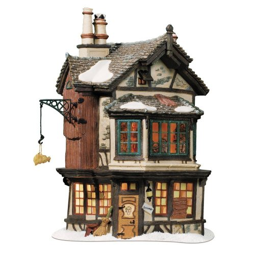 Department 56 dickens village ebenezer scrooge s house
