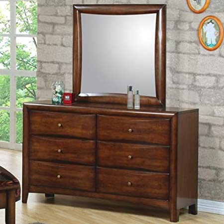 Scottsdale Dresser in Rich Deep Walnut