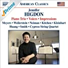 Higdon: Piano Trio / Voices / Impressions