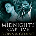 Midnight's Captive: Dark Warriors, Book 6 Audiobook by Donna Grant Narrated by Arika Escalona Rapson