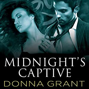 Midnight's Captive: Dark Warriors, Book 6 | [Donna Grant]
