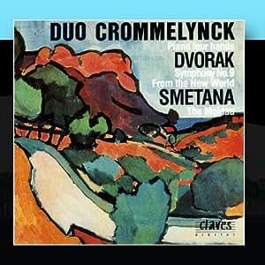 Antonín Dvorák / Bedrich Smetana: Original Works For Piano Four Hands