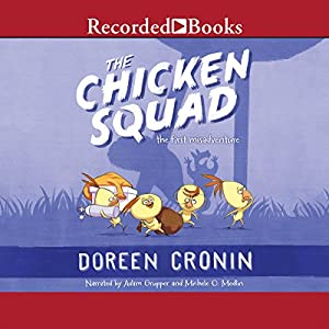 The Chicken Squad Audiobook