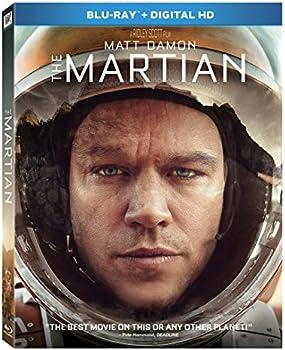 The Martian 4K Blu-ray Digital HD Copy