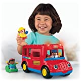 Fisher Price Little People Beep's School Bus