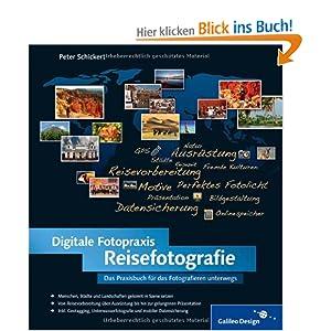 eBook Cover für  Digitale Fotopraxis Reisefotografie Die Welt mit der Kamera entdecken Galileo Design