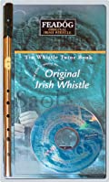 Quality Feadog Triple Pack, Brass D whistle, Tutor Book and Accompanying CD