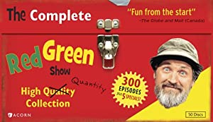 THE COMPLETE RED GREEN SHOW: HIGH (QUALITY) QUANTITY COLLECTION