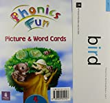 img - for PHONICS FUN 4 PICTURE CARDS book / textbook / text book