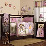 Jacana 6 Piece Baby Crib Bedding Set by Cocalo