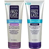 John Frieda Frizz Ease Dream Curls, DUO Set Shampoo + Conditioner, 10 Ounce, 1 Each