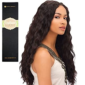 Amazon Com Sensationnel 100 Virgin Indian Remi Weave