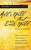 All's Well That Ends Well (Folger Shakespeare Library) (0743484975) by Shakespeare, William