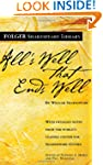 All's Well That Ends Well (Folger Sha...