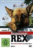 DVD Cover 'Kommissar Rex - Staffel 1 [3 DVDs]