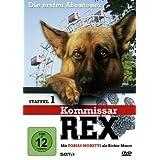 """Kommissar Rex - Staffel 1 [3 DVDs]von """"Tobias Moretti"""""""