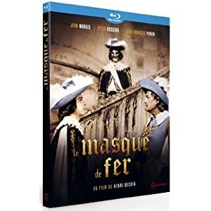 Le Masque de fer [Blu-ray]
