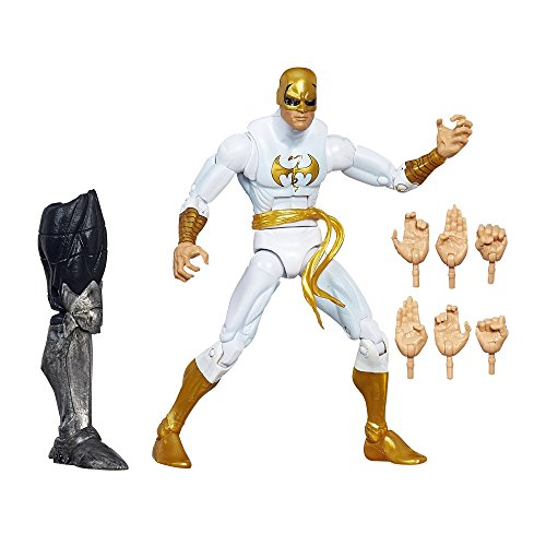Marvel Legends Infinite Series Iron Fist 6-Inch Figure