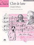 Clair de lune (from Suite Bergamasque) (Sheet) (Simply Classics Solos) (0739010522) by Debussy, Claude