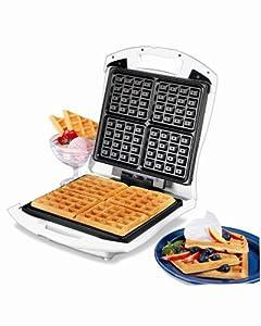 4 Slice Waffle Baker