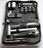 Light Duty Tool Set in Zipper case