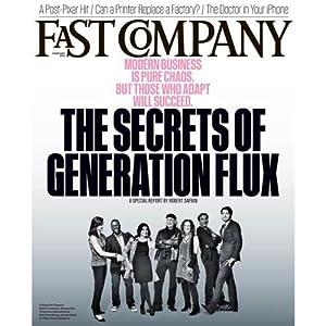 Audible Fast Company, February 2012 Periodical