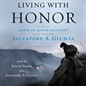 Living with Honor: A Memoir | [Sal Giunta]