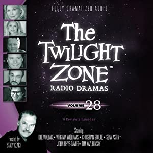 The Twilight Zone Radio Dramas, Volume 28 Radio/TV Program