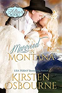 Married In Montana by Kirsten Osbourne ebook deal