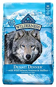 Wilderness Blue Buffalo Denali Dinner Dog Food, 22 lb
