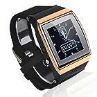 U Watch U8 U-pro Black Bluetooth Smart Wrist Watch 1.55 IPS Touch Screen GSM Phone & Bluetooth Phone for Iphone 4 4s 5 5s 6