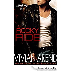 Rocky Ride (Thompson & Sons Book 1) (English Edition)
