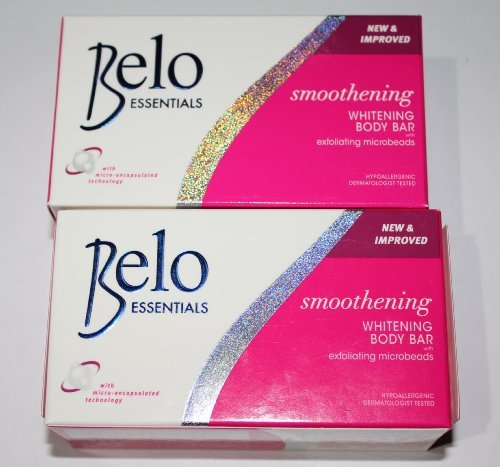 Belo Essentials Smoothening Whitening Body Bar New & Improved 135g