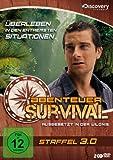 DVD Cover 'Abenteuer Survival - Staffel 3.0 [2 DVDs]