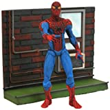 Diamond Select Toys Marvel Select: Amazing Spider-Man Movie Action Figure