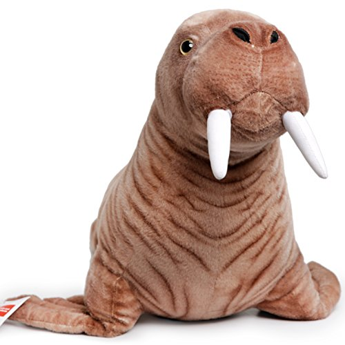 Walter the Walrus | 31 Inch Big Stuffed Animal Big Plush | Prime 2 Day Guaranteed Shipping from California Available