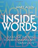 Inside Words (1571103996) by Allen, Janet