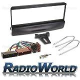 Ford Car Stereo Radio Facia Fascia Adapter & Full Fitting Kit Fits Ford Escort / Transit / Fiesta / Focus / Mondeo / Puma