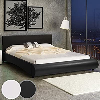 Jago LEBT02-1 Faux Leather Bed DIFFERENT COLOURS