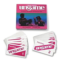UNGame Families Card Game