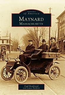 Maynard (Images of America: Massachusetts)