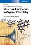 img - for Structure Elucidation in Organic Chemistry: The Search for the Right Tools book / textbook / text book