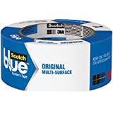 ScotchBlue Painter's Tape Original Multi-Surface, 48mm x 55m (2090-48A) - 1 roll