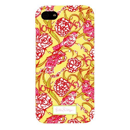 Lilly Pulitzer iPhone 5/5s Case - Chi Omega