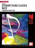 img - for Student Piano Classics - Bach book / textbook / text book