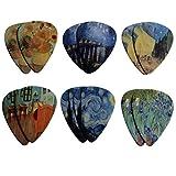 Van-Gogh-Famous-Paintings-Guitar-Picks