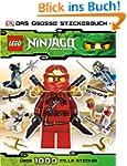 LEGO Ninjago: Das gro�e Stickerbuch -...